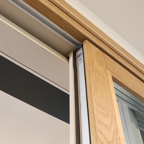 Infissi e finestre in legno pvc e alluminio venezia - Finestre pvc venezia ...